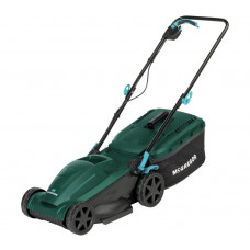 McGregor 34cm Corded Rotary Lawnmower - 1400W (No Grass Box Handle)