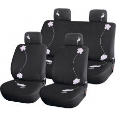 Streetwize Car Seat Covers - Pink Flowers