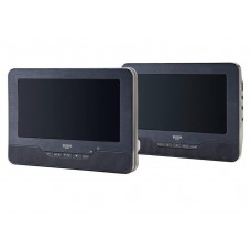 Bush 7 Inch Dual Screen In Car DVD Player (No In-Car Brackets)