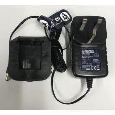 Spear & Jackson SMVCH00121200B 18V Battery Charging Port & Mains Lead