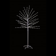 Premier Decorations 5ft LED Tree With Timer - Warm White
