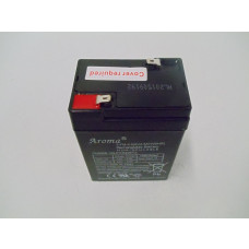 Replacement Chad Valley Ride On 6V Electric Scooter Battery - 4449722