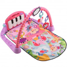 Fisher Price Kick 'n' Play Piano Gym - Pink