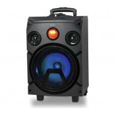 Bush High Power Bluetooth Party Speaker - Black (Mains Operated Only)