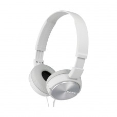 Sony ZX310 On-Ear Headphones - White
