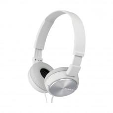 Sony ZX310 On-Ear Headphones - White