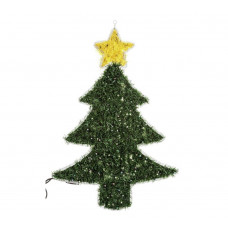 Collection Christmas Tree Hanging Ornament with Lights