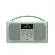 Bush Bluetooth DAB Radio - Blue