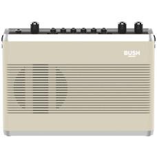 Bush Retro DAB Radio - Cream (No Bluetooth)