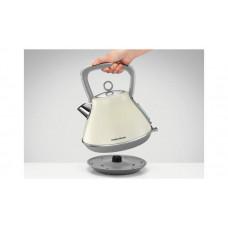 Morphy Richards 100107 Evoke Pyramid Kettle - Cream