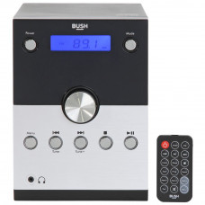 Bush Bluetooth CD Radio Micro System - Black