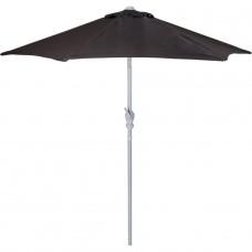 Garden Parasol 2.1m - Black