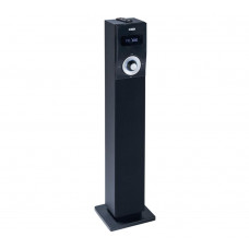 Acoustic Solutions Bluetooth Hi-Fi Tower- Black