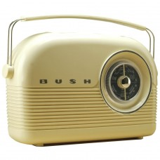 Bush Retro FM Radio - Cream