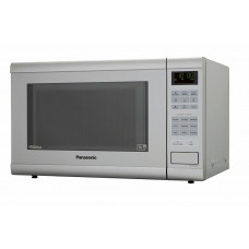 Panasonic NN-ST462M 32L Microwave Oven - Silver