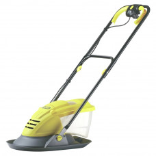 Challenge MEH1129B Corded Hover Collect Mower - 1100W