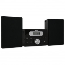 Bush LCD CD Radio Micro System - Black