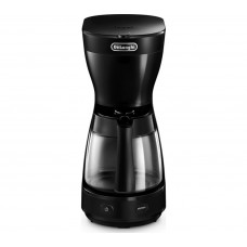 DeLonghi ICM16210 Filter Coffee Machine - Black