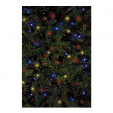 Home 480 Multi-function LED Party Christmas Tree Lights - Multicoloured