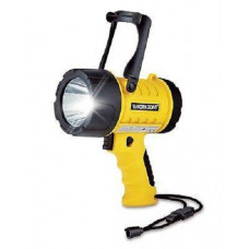 Workzone Cree LED Rechargeable Spotlight - Yellow