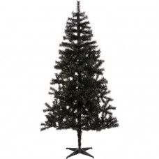 Black Lapland Christmas Tree - 6ft