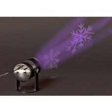 Home Indoor Christmas Decoration Snowflake Projector Light