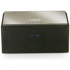 Acoustic Solutions Bluetooth Speaker - Black and Silver