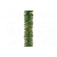 Premier Decorations 10m Chunky Tinsel - Green