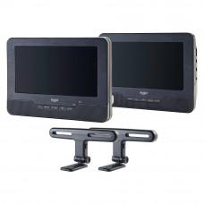 Bush 9 Inch Dual Screen In Car DVD Player