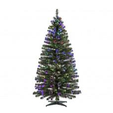 Home 6ft Fibre Optic Christmas Tree - Green