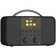 Bush Internet DAB Radio - Black