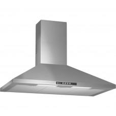 Neff D69B21N0GB 90cm Chimney Cooker Hood - Stainless Steel