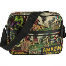 Marvel Retro Comic Messenger Bag