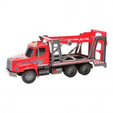Chad Valley Air Pump Car Transporter (No Cars)
