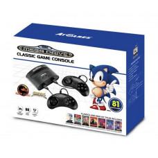 Sega Mega Drive With 81 Built-In Games