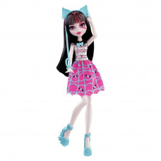 Monster High Draculaura Doll Dance Fright Playset