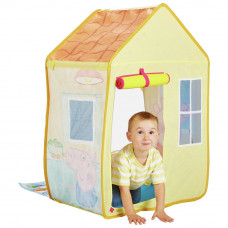 Pop Up Peppa Pig's House Play Tent