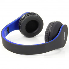 Acoustic Solutions Bluetooth Headphones - Black and Blue