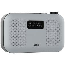 Alba Stereo DAB Radio - Grey