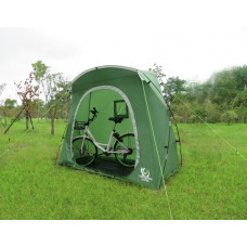 Challenge Bike Tent - Green