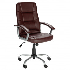 Walker Height Adjustable Office Chair - Brown