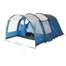 Trespass Go Further 4 Man 2 Room Tunnel Tent.