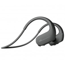 Sony NWWS413 Walkman 4GB Waterproof MP3 Player - Black (No Extra Earbuds)