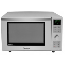 Panasonic NN-DF386M Combination Flatbed Microwave - Silver (Unit Only)
