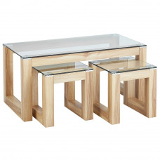 Hygena Cubic Coffee Table (Large Table only)
