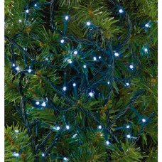 240 Multi-Function LED Christmas Tree Lights - Bright White