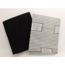 Universal Charcoal & Grease Cut to Size Deep Fat Fryer Filter Kit