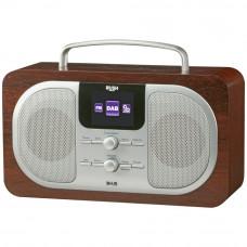 Bush Wood DAB Radio Oak With Colour Display (Unit Only)