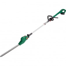 Qualcast CHT18ML1 Cordless Pole Hedge Trimmer - 18V