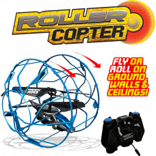 Air Hogs Radio Controlled Roller Copter - Blue